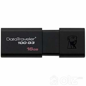 Kingston 16G DT100G3 Flash USB3.0